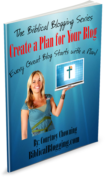 Creat a Plan for Your Blog