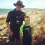 Caleb's Grade 5 Aquatics Camp