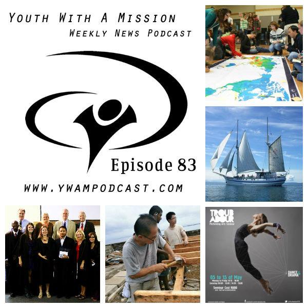YWAM Podcast Episode 083