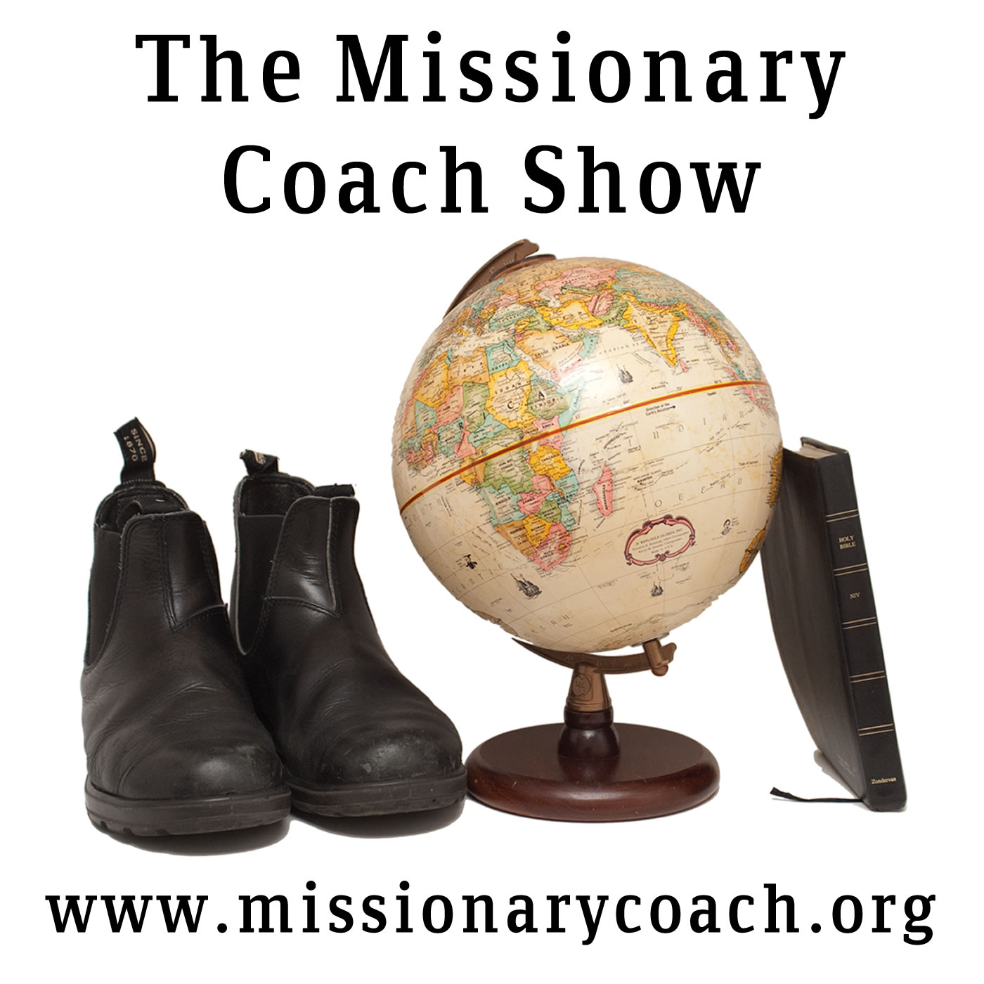 The Missionary Coach Show with Bill Hutchison